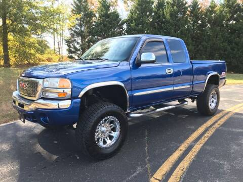 2003 GMC Sierra 1500 for sale at Superior Wholesalers Inc. in Fredericksburg VA