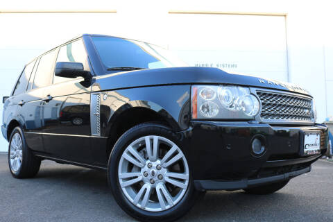 2009 Land Rover Range Rover for sale at Chantilly Auto Sales in Chantilly VA