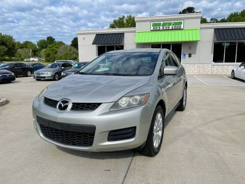 2008 Mazda CX-7 for sale at Cross Motor Group in Rock Hill SC
