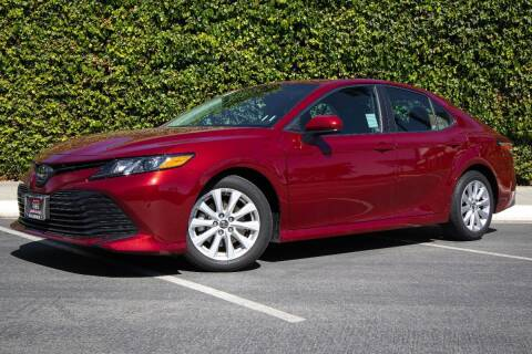 2018 Toyota Camry for sale at 605 Auto  Inc. in Bellflower CA