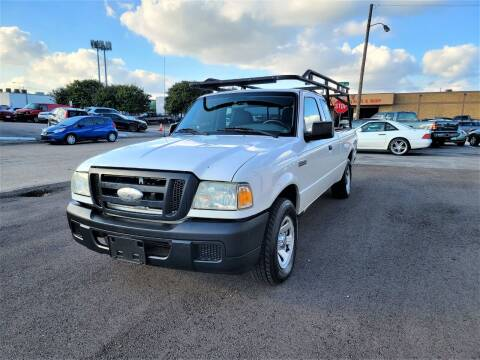 2007 Ford Ranger for sale at Image Auto Sales in Dallas TX