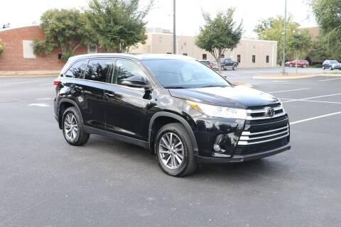 2019 Toyota Highlander for sale at Auto Collection Of Murfreesboro in Murfreesboro TN