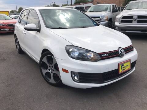 2013 Volkswagen GTI for sale at New Wave Auto Brokers & Sales in Denver CO