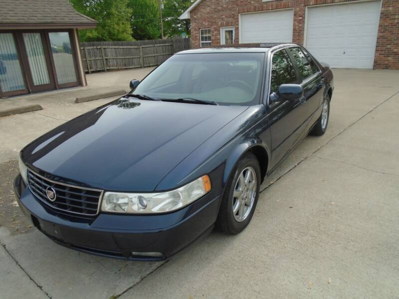 2003 Cadillac Seville for sale in Grain Valley, MO