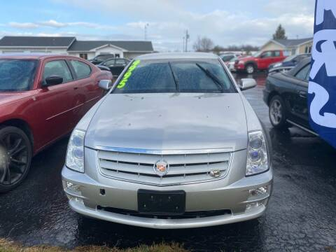 2005 Cadillac STS for sale at 309 Auto Sales LLC in Harrod OH