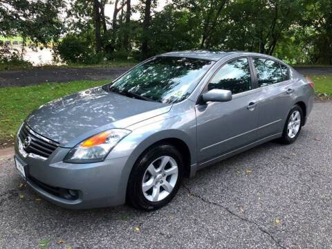 2009 Nissan Altima for sale at Crazy Cars Auto Sale in Jersey City NJ