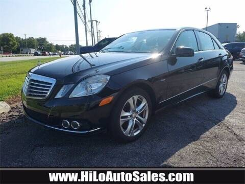 2011 Mercedes-Benz E-Class for sale at BuyFromAndy.com at Hi Lo Auto Sales in Frederick MD