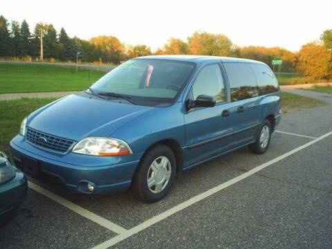 2003 Ford Windstar for sale at Dales Auto Sales in Hutchinson MN