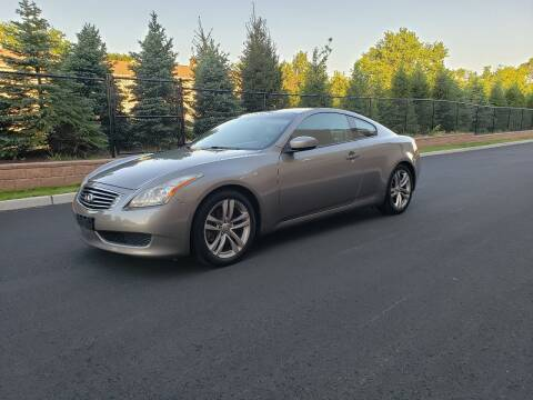 2008 Infiniti G37 for sale at Innovative Auto Group in Little Ferry NJ