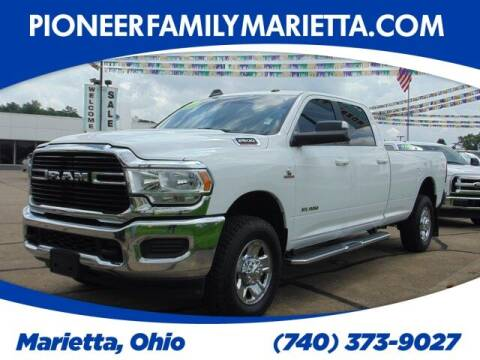 2020 RAM Ram Pickup 2500 for sale at Pioneer Family auto in Marietta OH