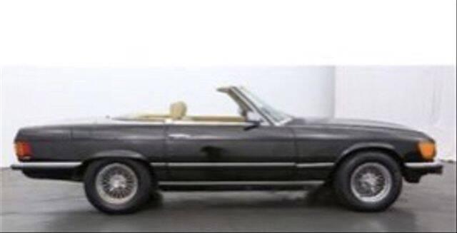 1984 Mercedes-Benz SL Class 380SL Roadster for sale at CARUCARS LLC in Miami FL
