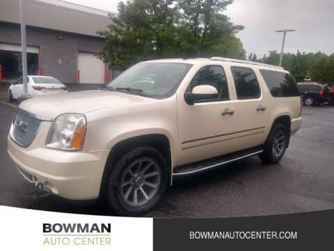 2012 GMC Yukon XL for sale at Bowman Auto Center in Clarkston MI