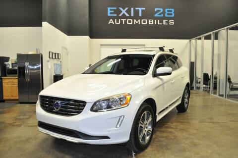 2015 Volvo XC60 for sale at Exit 28 Auto Center LLC in Cornelius NC