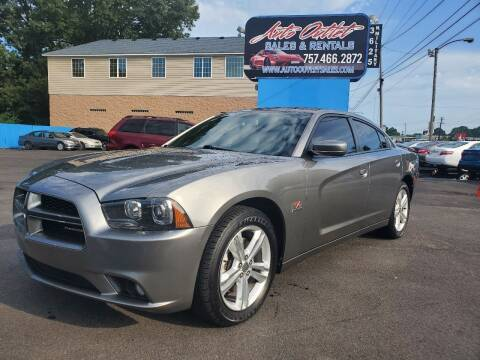 2011 Dodge Charger for sale at Auto Outlet Sales and Rentals in Norfolk VA