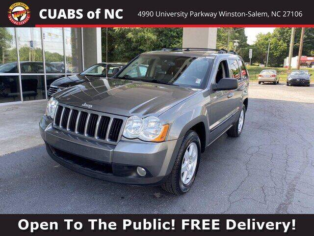 2008 Jeep Grand Cherokee for sale at Summit Credit Union Auto Buying Service in Winston Salem NC