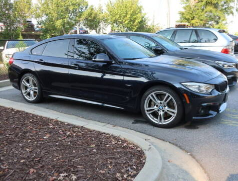 2016 BMW 4 Series for sale at Southern Auto Solutions - BMW of South Atlanta in Marietta GA