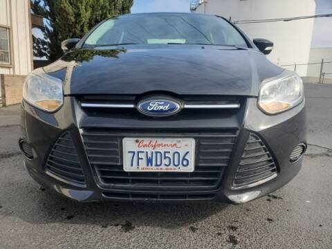2014 Ford Focus for sale at Regal Autos Inc in West Sacramento CA