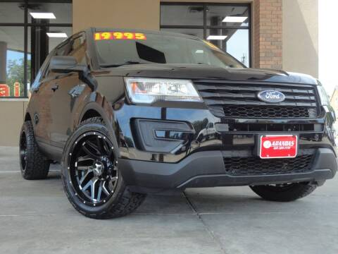 2017 Ford Explorer for sale at Arandas Auto Sales in Milwaukee WI