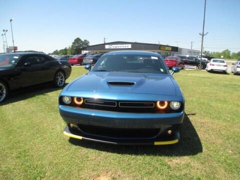2020 Dodge Challenger for sale at SUPERIOR CHRYSLER DODGE JEEP RAM FIAT in Henderson NC