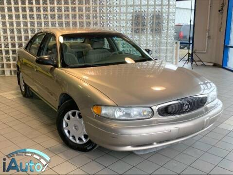 1999 Buick Century for sale at iAuto in Cincinnati OH