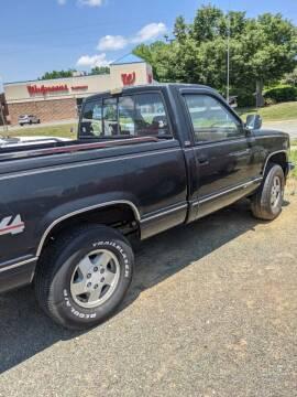 1992 Chevrolet C/K 1500 Series for sale at Delgato Auto in Pittsboro NC