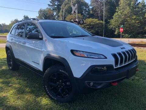 2016 Jeep Cherokee for sale at Automotive Experts Sales in Statham GA
