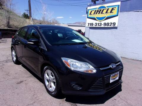2014 Ford Focus for sale at Circle Auto Center in Colorado Springs CO
