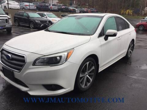 2016 Subaru Legacy for sale at J & M Automotive in Naugatuck CT