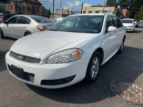 2010 Chevrolet Impala for sale at Fellini Auto Sales & Service LLC in Pittsburgh PA