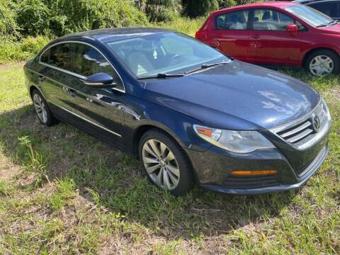 2012 Volkswagen CC for sale at Used Car Factory Sales & Service in Port Charlotte FL