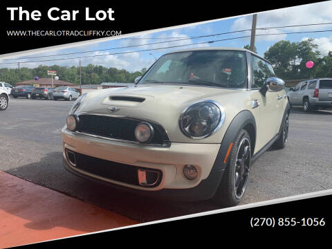 2013 MINI Hardtop for sale at The Car Lot in Radcliff KY