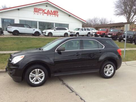 2013 Chevrolet Equinox for sale at Efkamp Auto Sales LLC in Des Moines IA