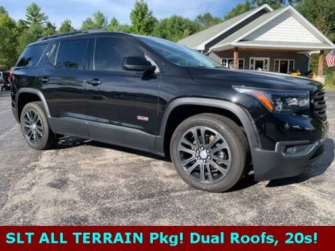 2017 GMC Acadia for sale at Drivers Choice Auto & Truck in Fife Lake MI