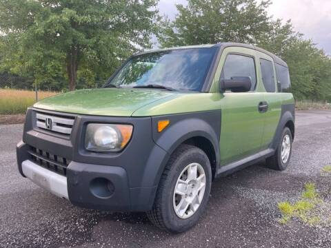 2007 Honda Element for sale at GOOD USED CARS INC in Ravenna OH