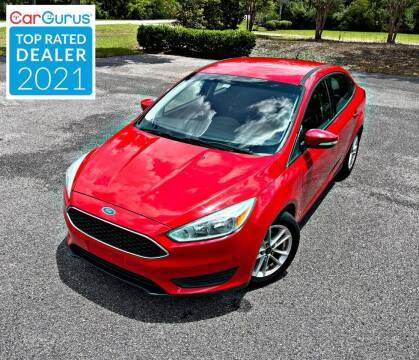 2015 Ford Focus for sale at Brothers Auto Sales of Conway in Conway SC