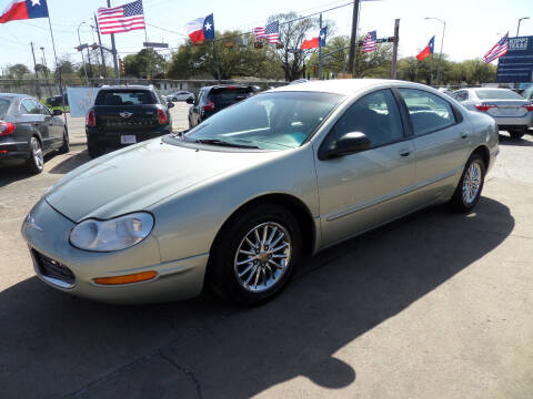2000 Chrysler Concorde for sale at West End Motors Inc in Houston TX