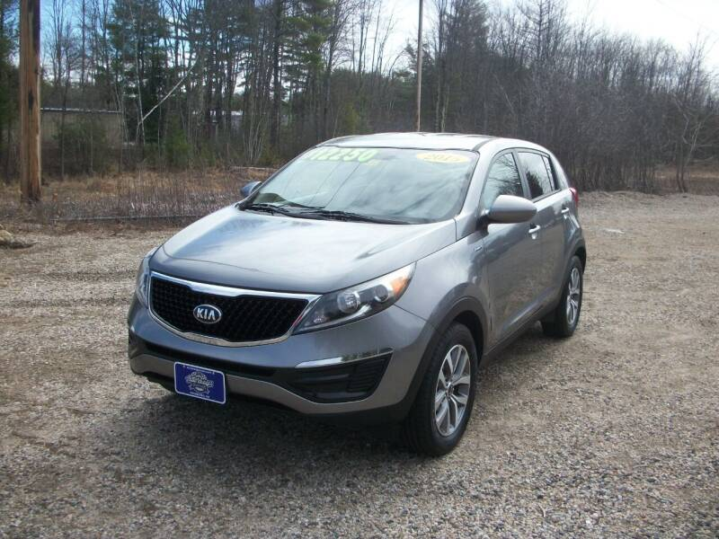 2015 Kia Sportage for sale at Auto Images Auto Sales LLC in Rochester NH