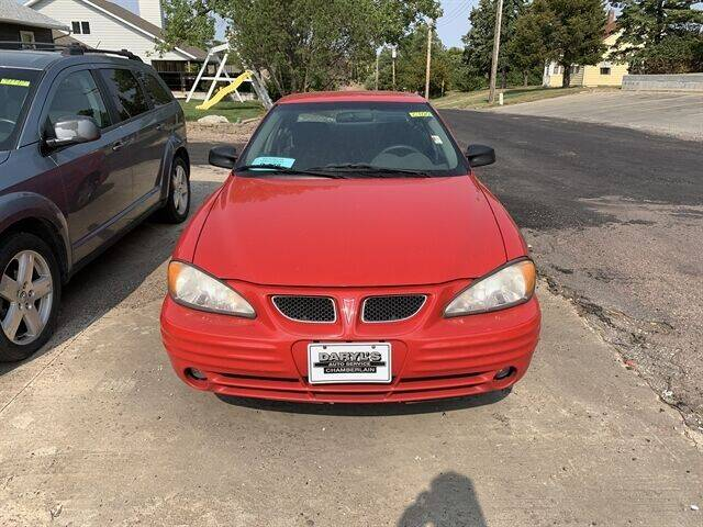 2000 Pontiac Grand Am SE1 4dr Sedan - Chamberlain SD