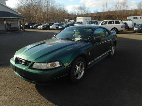 2000 Ford Mustang for sale at Automotive Toy Store LLC in Mount Carmel PA
