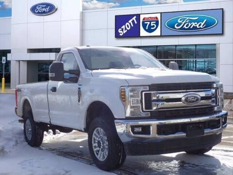 2019 Ford F-350 Super Duty for sale at Szott Ford in Holly MI