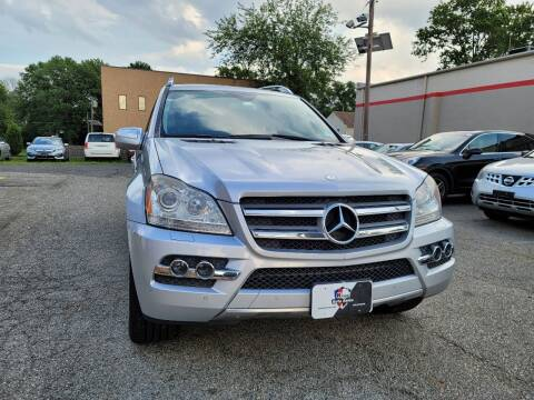 2010 Mercedes-Benz GL-Class for sale at Kingz Auto Sales in Avenel NJ