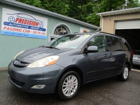 2009 Toyota Sienna for sale at Precision Automotive Group in Youngstown OH