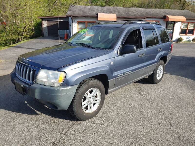 2004 Jeep Grand Cherokee for sale at Kerwin's Volunteer Motors in Bristol TN