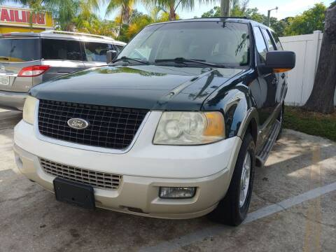 2003 Ford Expedition for sale at Autos by Tom in Largo FL