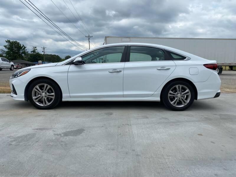 2018 Hyundai Sonata for sale at DRAKEWOOD AUTO SALES in Portland TN