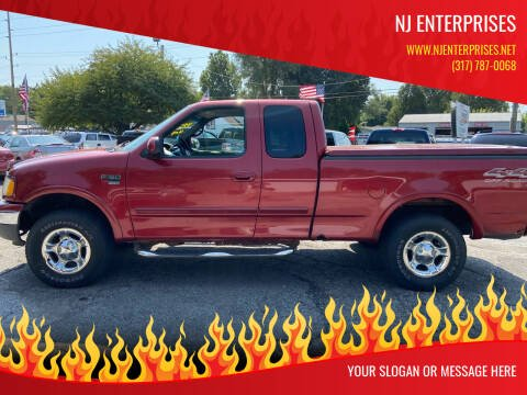 1999 Ford F-150 for sale at NJ Enterprises in Indianapolis IN