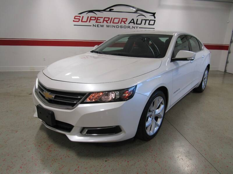 2017 Chevrolet Impala for sale at Superior Auto Sales in New Windsor NY