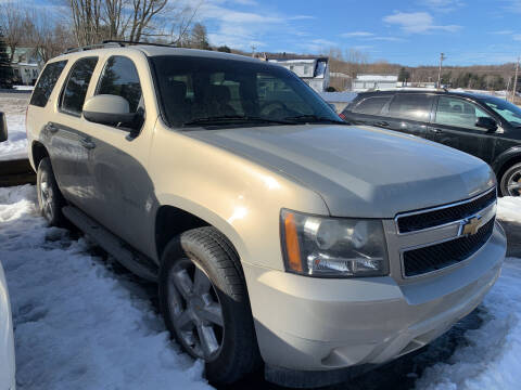 2011 Chevrolet Tahoe for sale at BURNWORTH AUTO INC in Windber PA