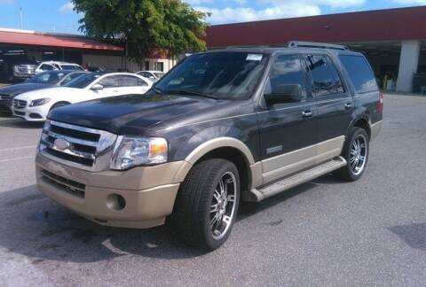 2007 Ford Expedition for sale at JacksonvilleMotorMall.com in Jacksonville FL