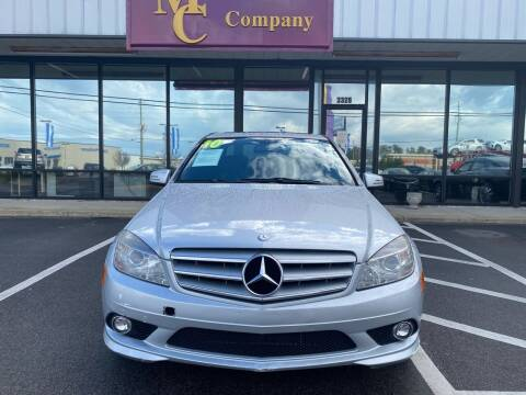 2010 Mercedes-Benz C-Class for sale at Kinston Auto Mart in Kinston NC